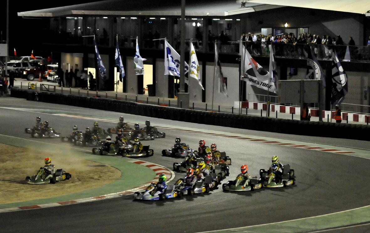 Fulminates WM-Finale in Bahrain