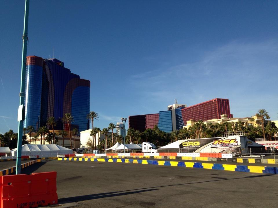 Dischner Racing-Piloten in Vegas unter Wert geschlagen