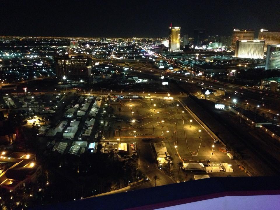 Anthony Abbasse gewinnt in Las Vegas