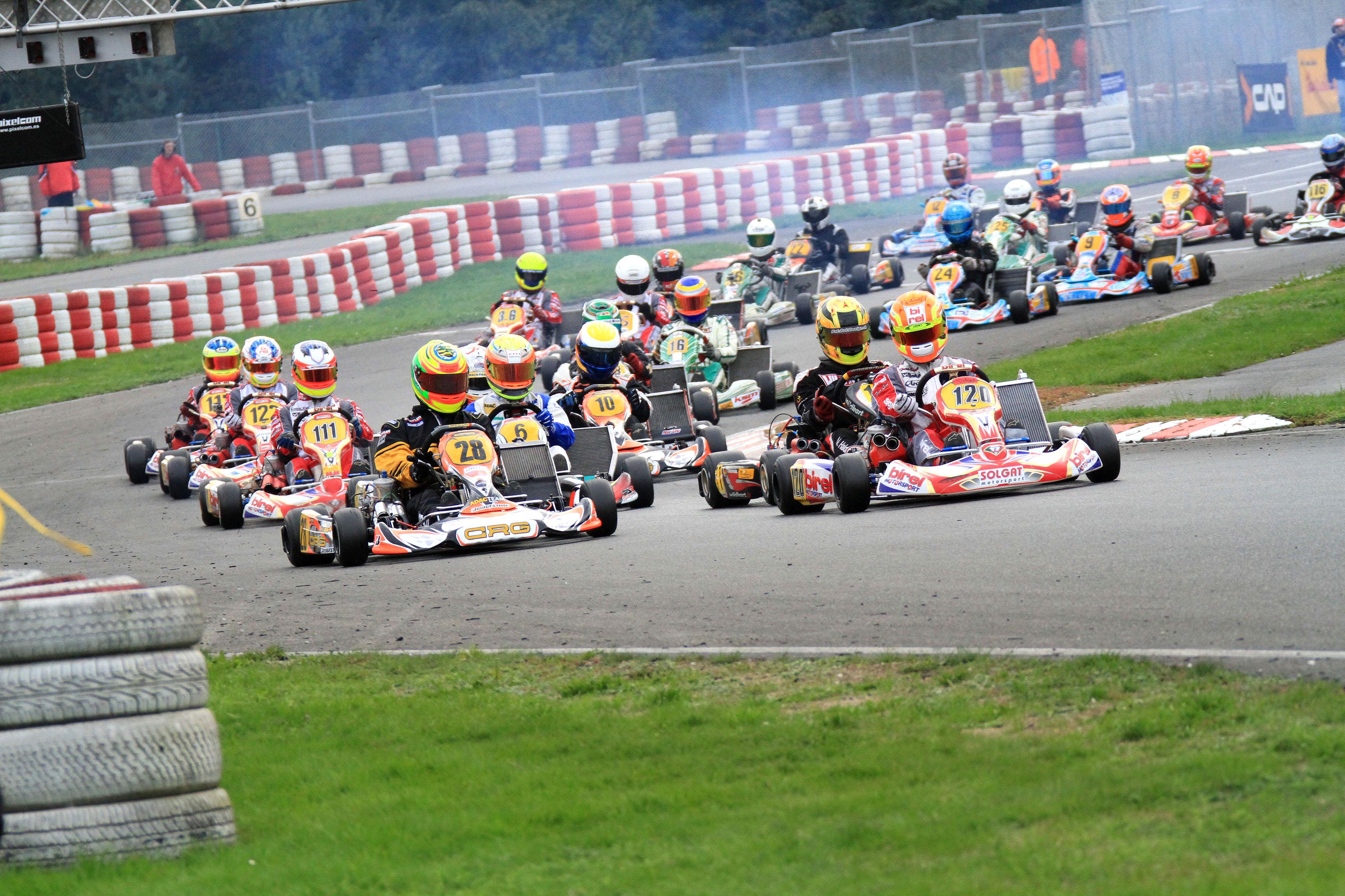 ADAC Kart Masters beendet Rekordsaison