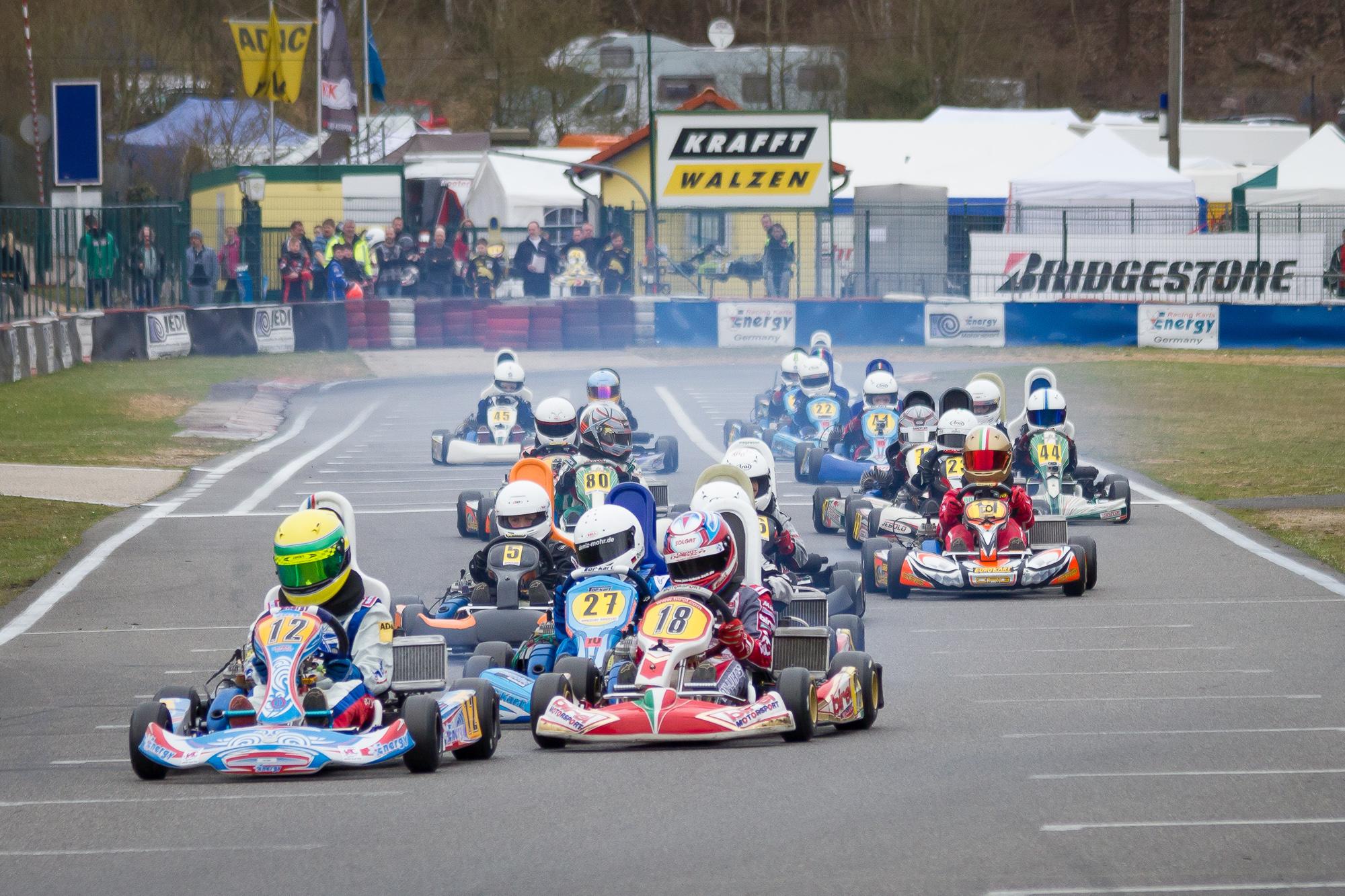 WAKC auch 2014 mit sechs Rennen