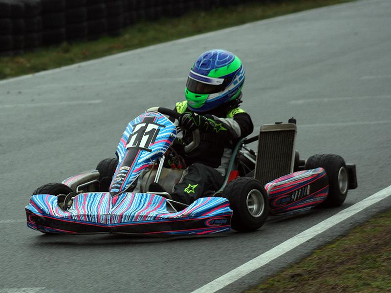 CV-Racing gibt beim Winterpokal Gas