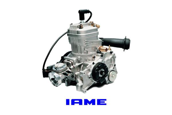 Meier-Motorsport weiterhin Partner für IAME-Produkte