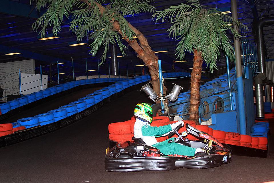 Kart 2000 Racing Eiselfing mit Debüt bei 24h Leipzig