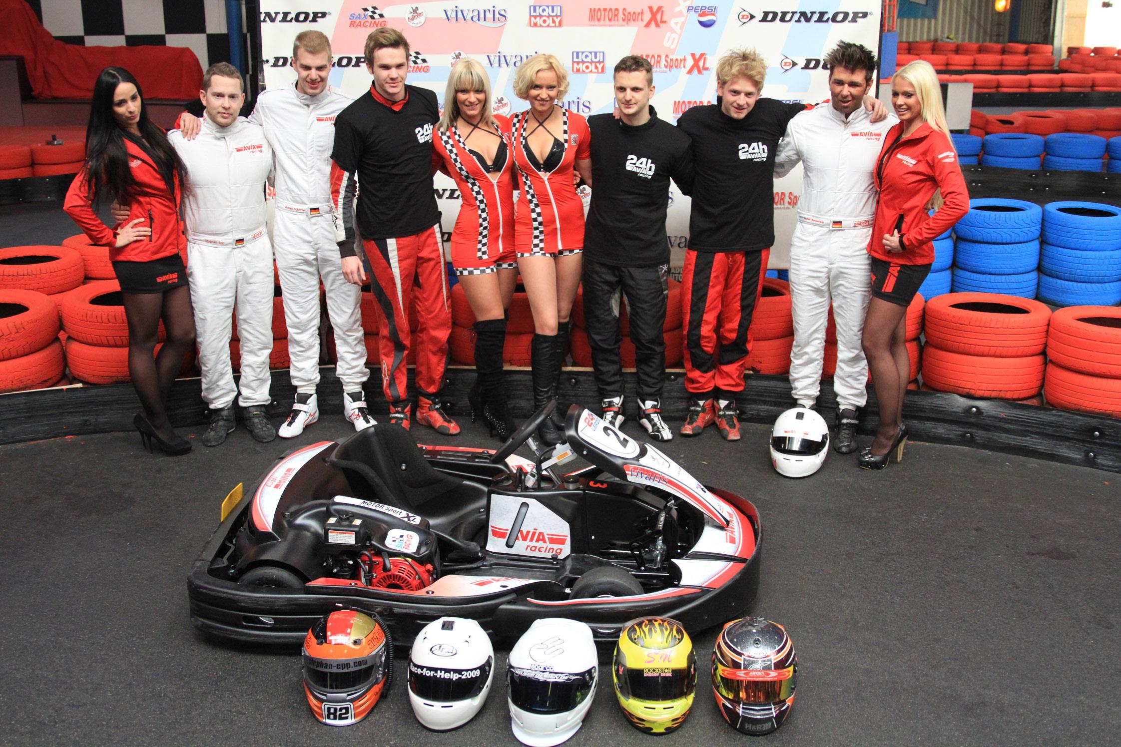 AVIA Racing Team will Titel bei 24h Leipzig verteidigen