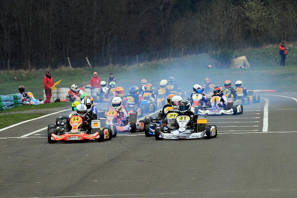 Das erste German Kart Clubsport Final 2014