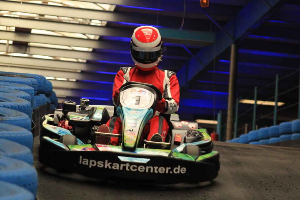 Lap's Kartcenter by Mazda Autohaus Gaida & Fichtler
