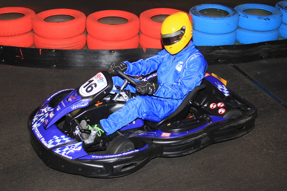 RF Racing zum achten Mal am Start bei 24h Leipzig