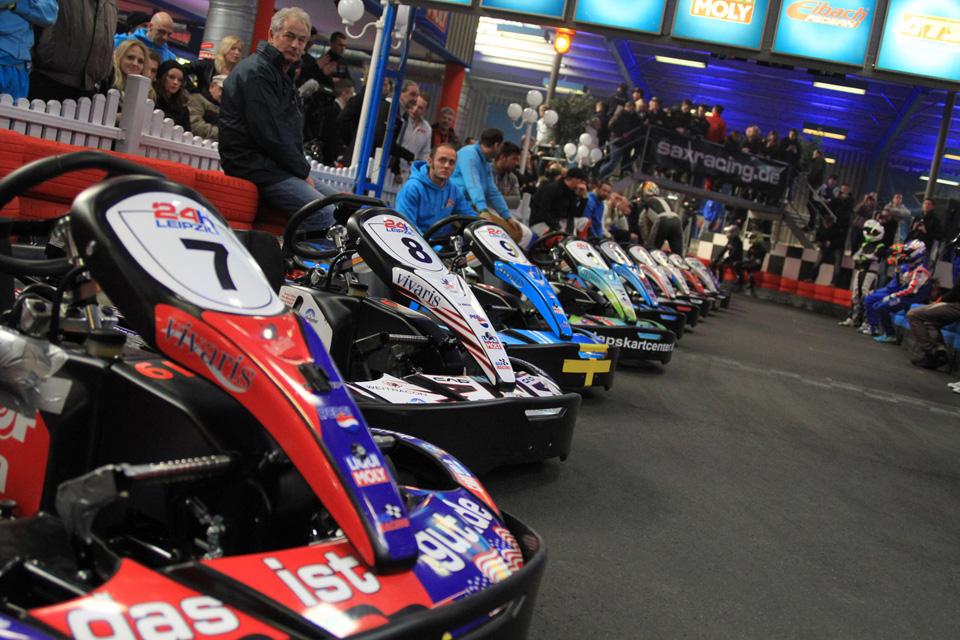 Das Debüt des BM Racing Teams bei den 24h von Leipzig