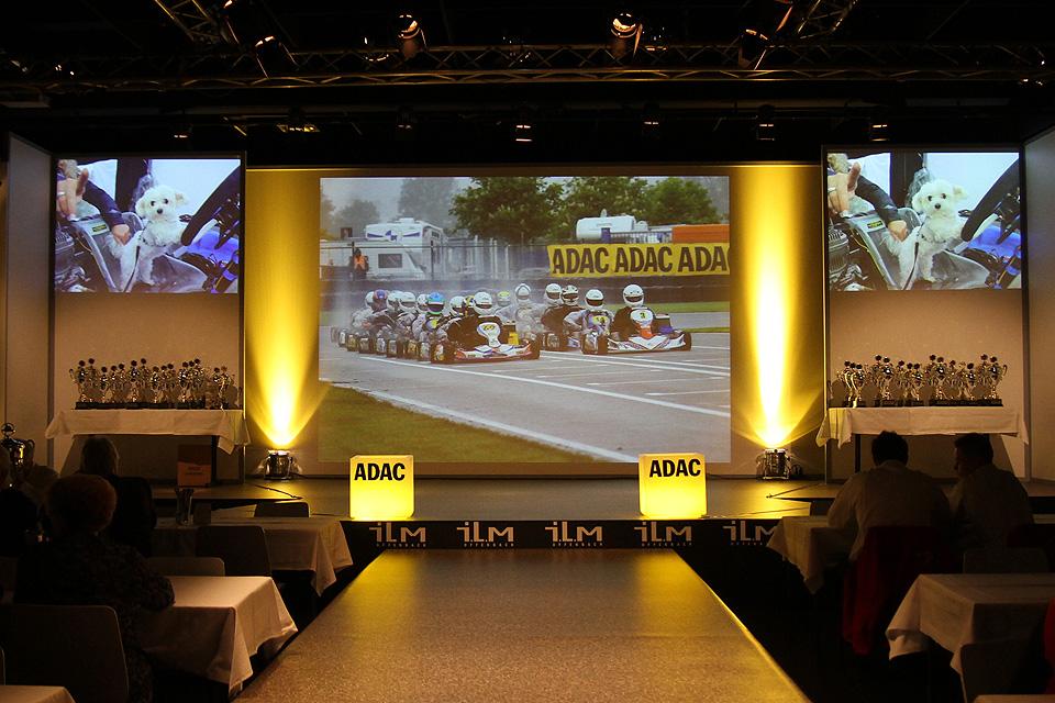 ADAC Kart Masters-Sieger 2013 geehrt