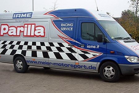 2014er IAME Motoren bei Meier-Motorsport verfügbar
