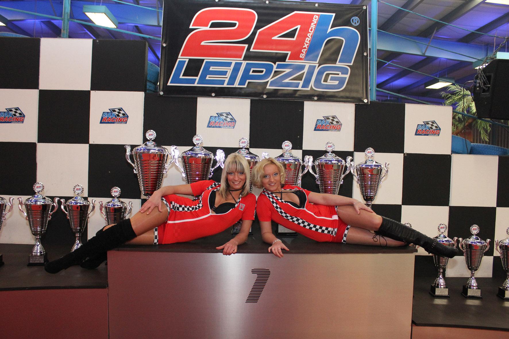 Mauritz Pokale liefert Siegerpokale für 24 Stunden von Leipzig