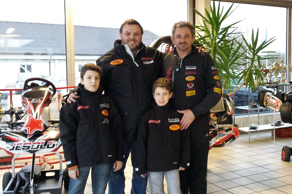 Emco Racing ist jetzt Partner von TR Racing