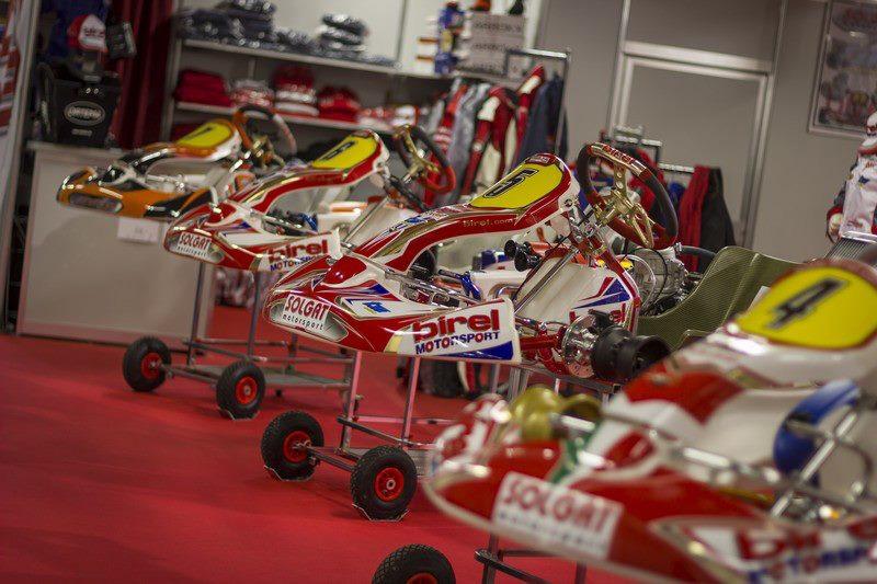 Solgat Motorsport mit Birel und TM-Neuigkeiten auf der Kartmesse