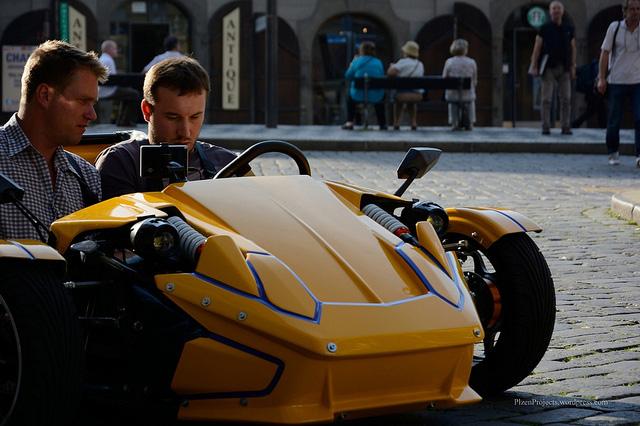 Kartfun für die Straße