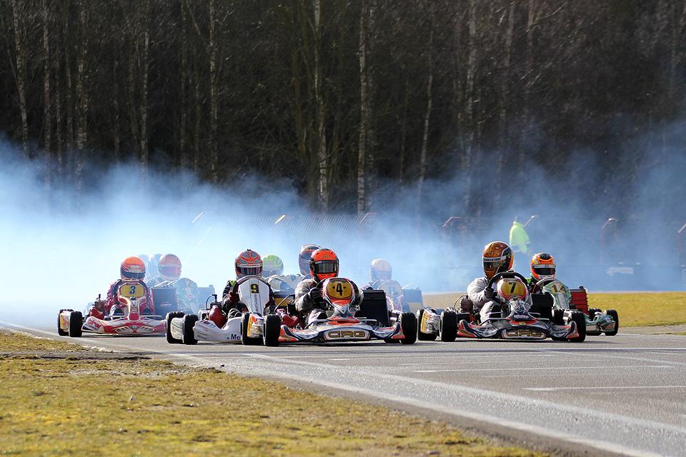 Winterpokal und BouMatic EFFORT Challenge in Kerpen