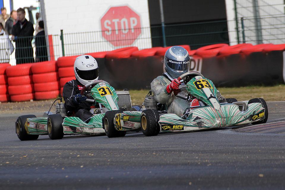 RMW Motorsport beeindruckt in Kerpen