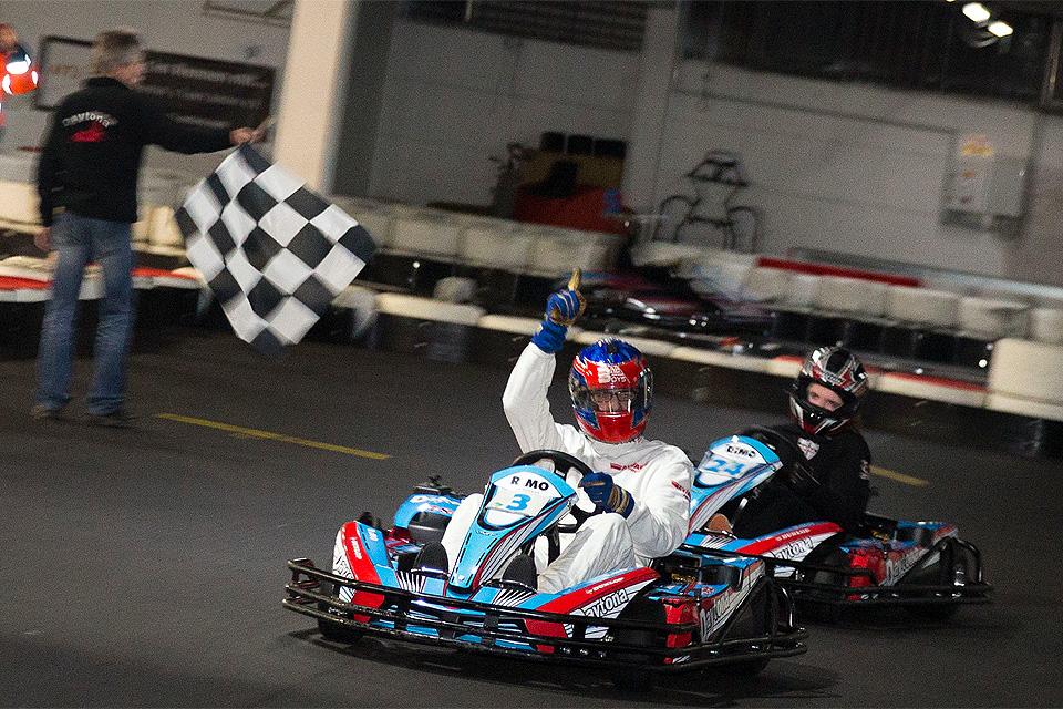 Sieg in letzter Minute für AVIA racing