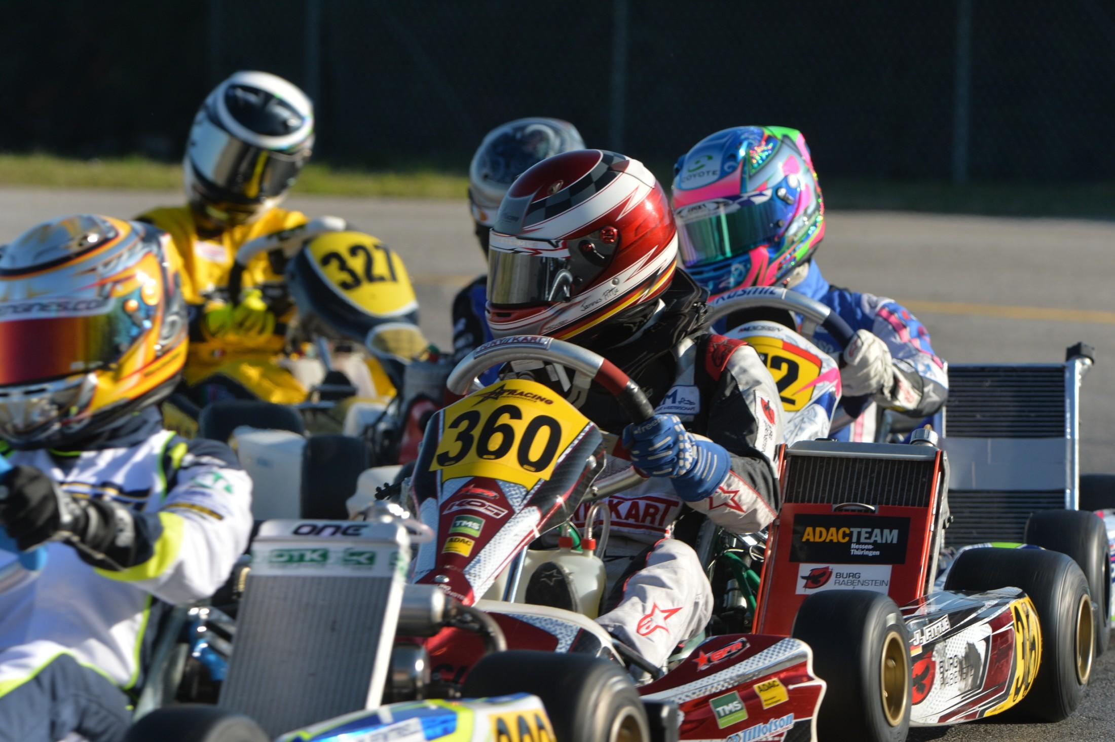Internationaler Durchbruch für PM Racing