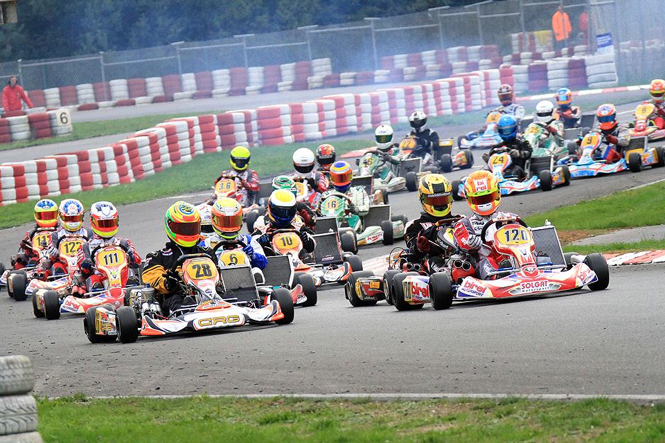 ADAC Kart Masters: Auch die Getriebeklasse wird erhöht