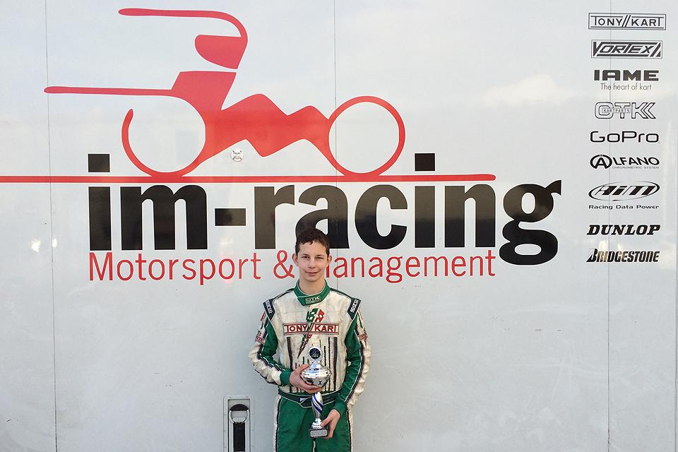 KSS-im-racing siegreich beim Winterpokal