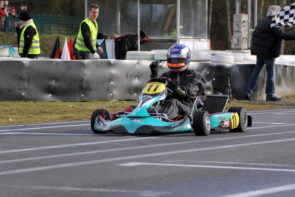 Kalf Motorsport siegt in Kerpen