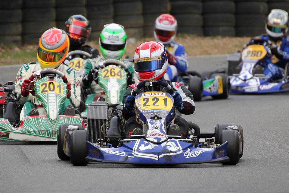 Erfolgreicher RMC-Testlauf von M-Tec Praga Racing