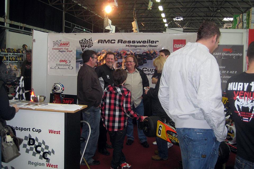 RMC Rassweiler auf der Intermoto vertreten