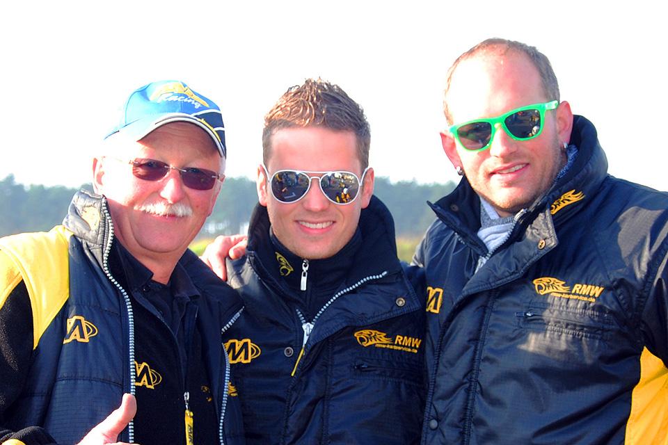 Die Erfolgsgeschichte: 20 Jahre RMW Motorsport