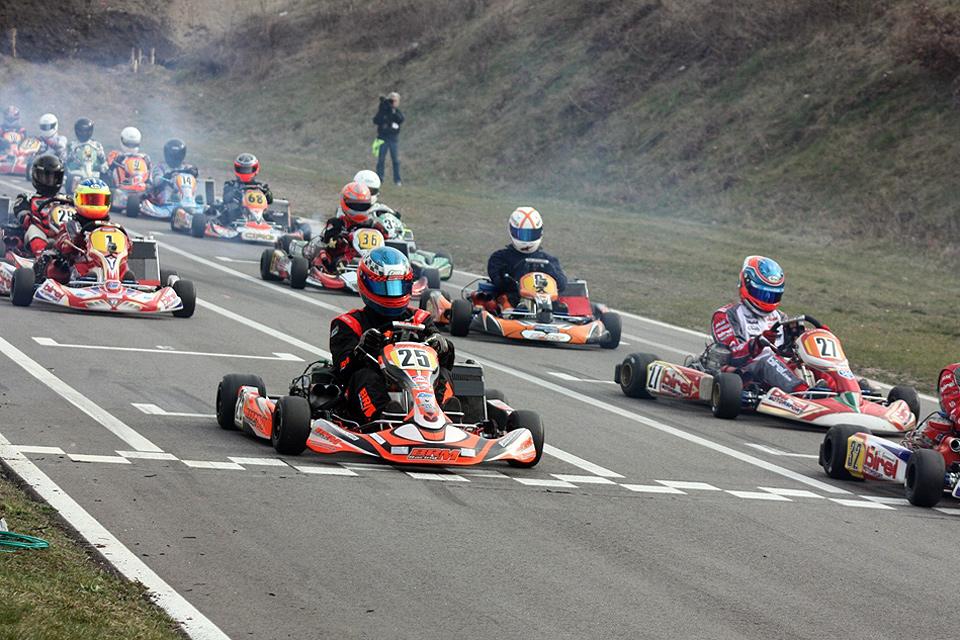 ACV Rhein Main Kart Cup eröffnet die Kartsaison