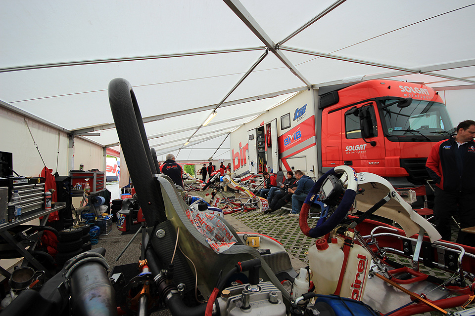 Starke Teamleistung von Solgat Motorsport