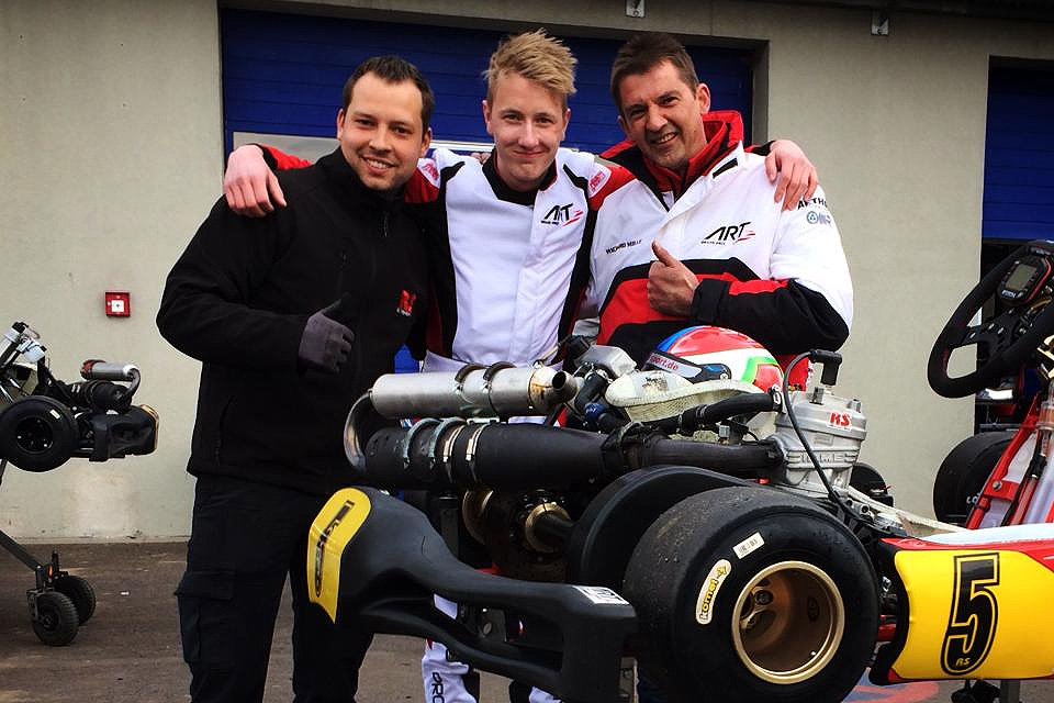 Vierfach-Sieg für RS-Motorsport