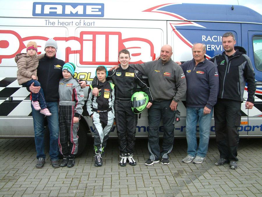 Sieg und Podiumsplätze für die Fahrer vom Team Meier-Motorsport