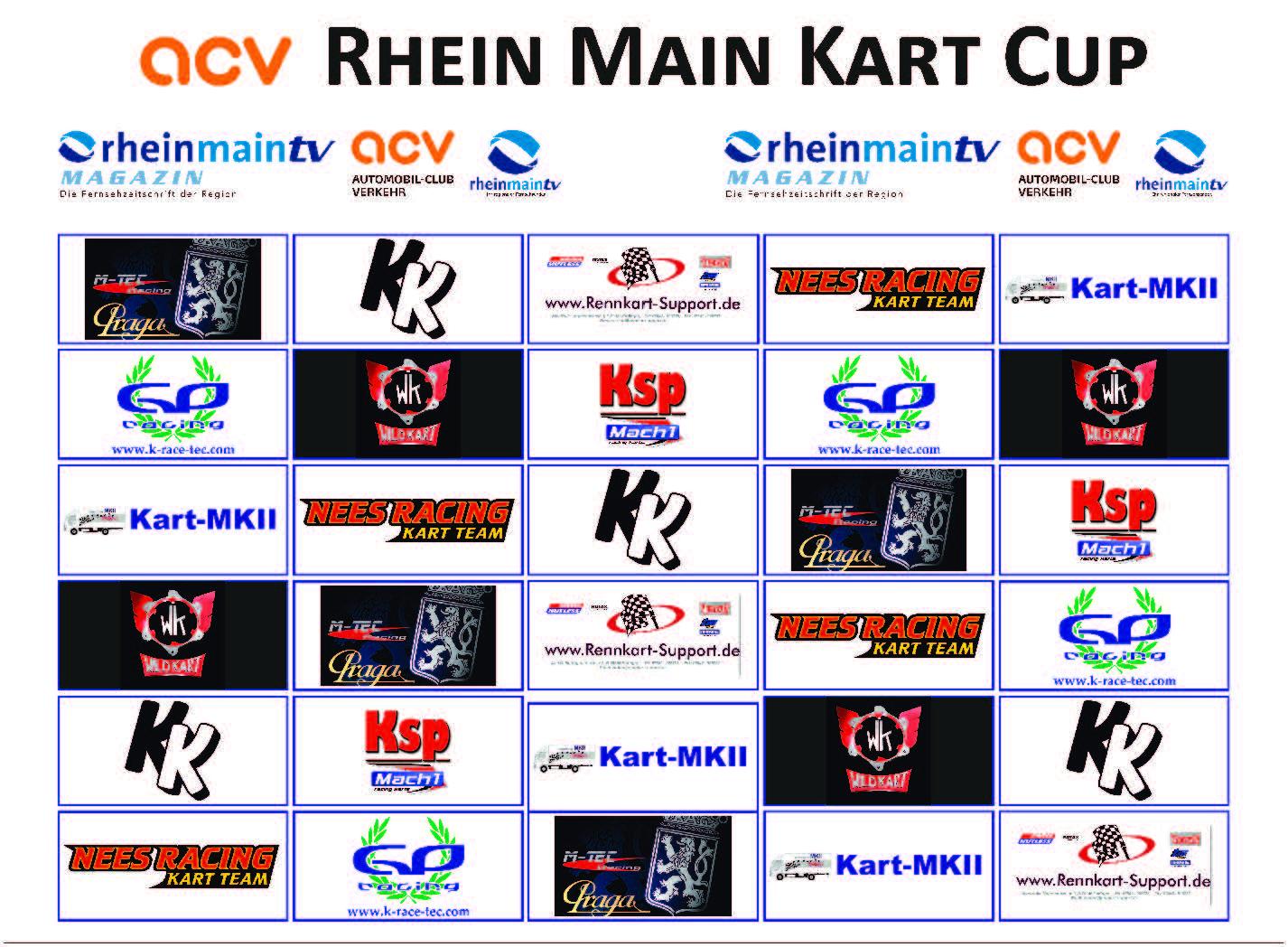 Der ACV Rhein Main Kart Cup im Fernsehen