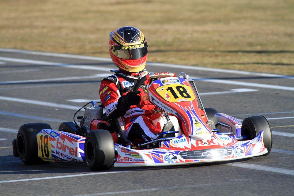 Glanzstart für Schwabe Motorsport