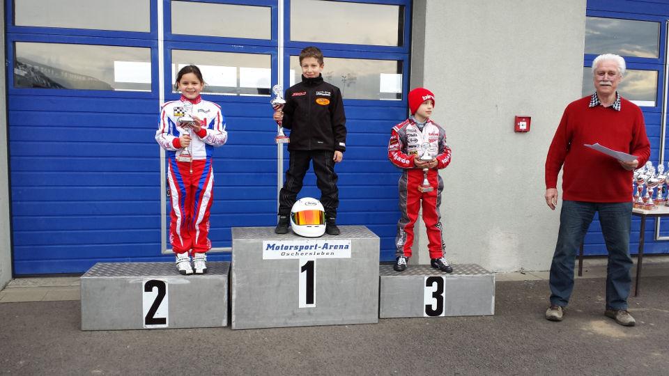 Emco Racing in Oschersleben erfolgreich