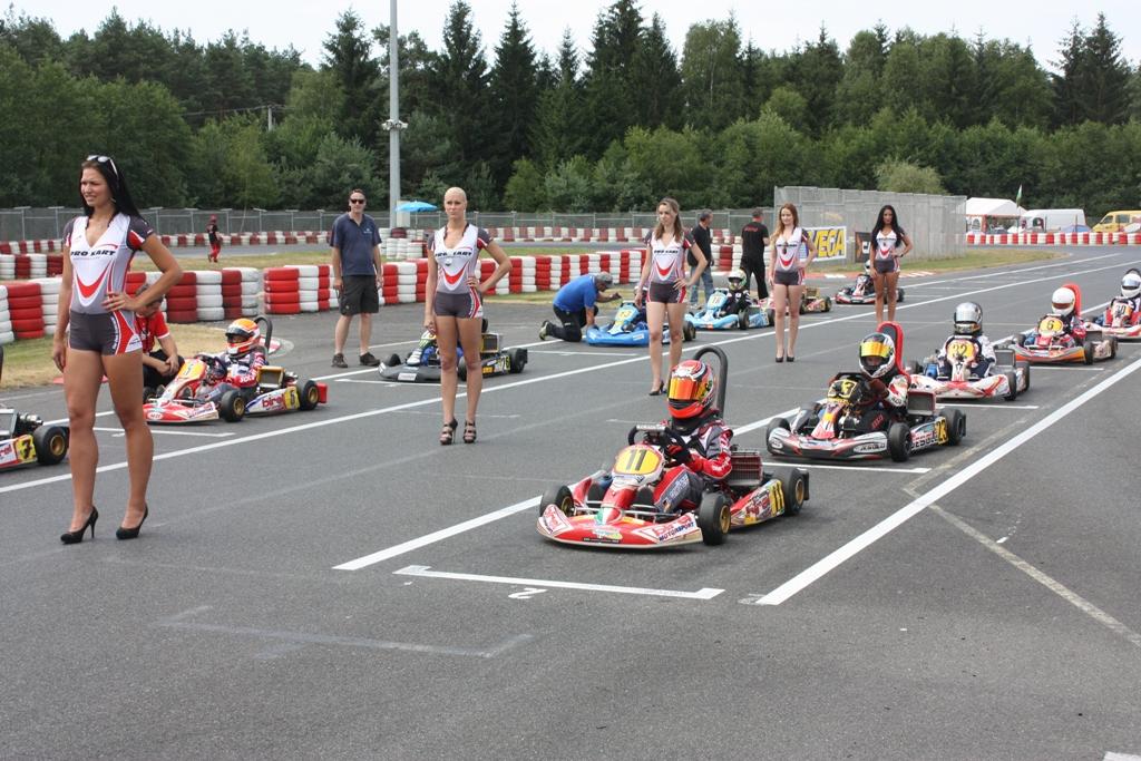 Die ACV German Vega Trophy bei über 100 Einschreibungen