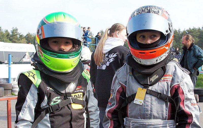 Siege und Platzierungen für Team Meier-Motorsport beim OAKC in Lohsa