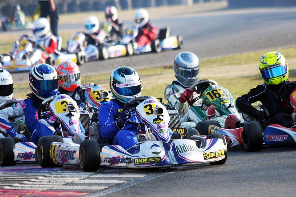 AKM: Erhöhung der X30 Junior-Teilnehmerzahl