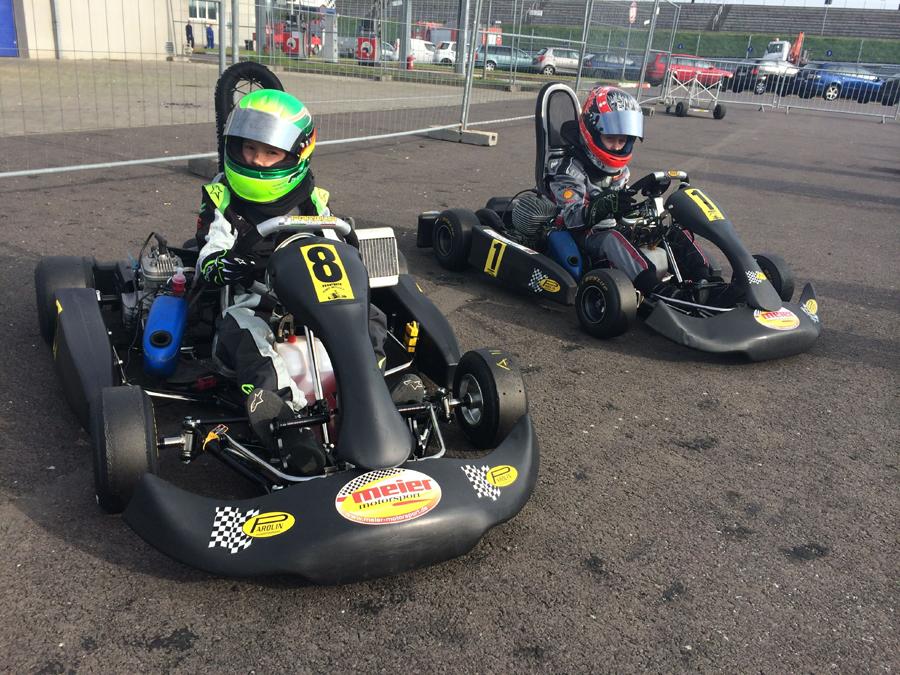 Überzeugender Auftritt von Meier-Motorsport in Oschersleben