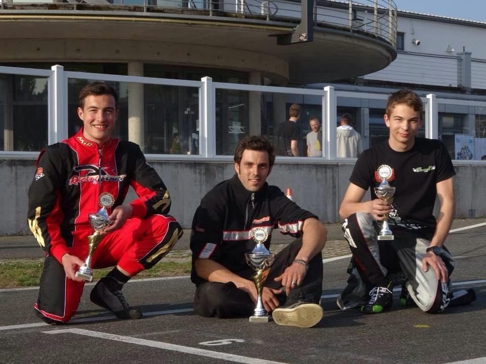 Starker Saisonauftakt des Binder-Racing-Team
