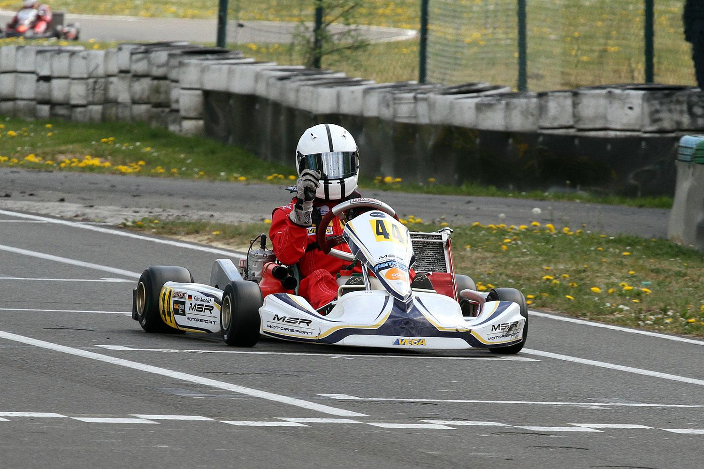 Siege und Podium für MSR-Motorsport/WST-Power