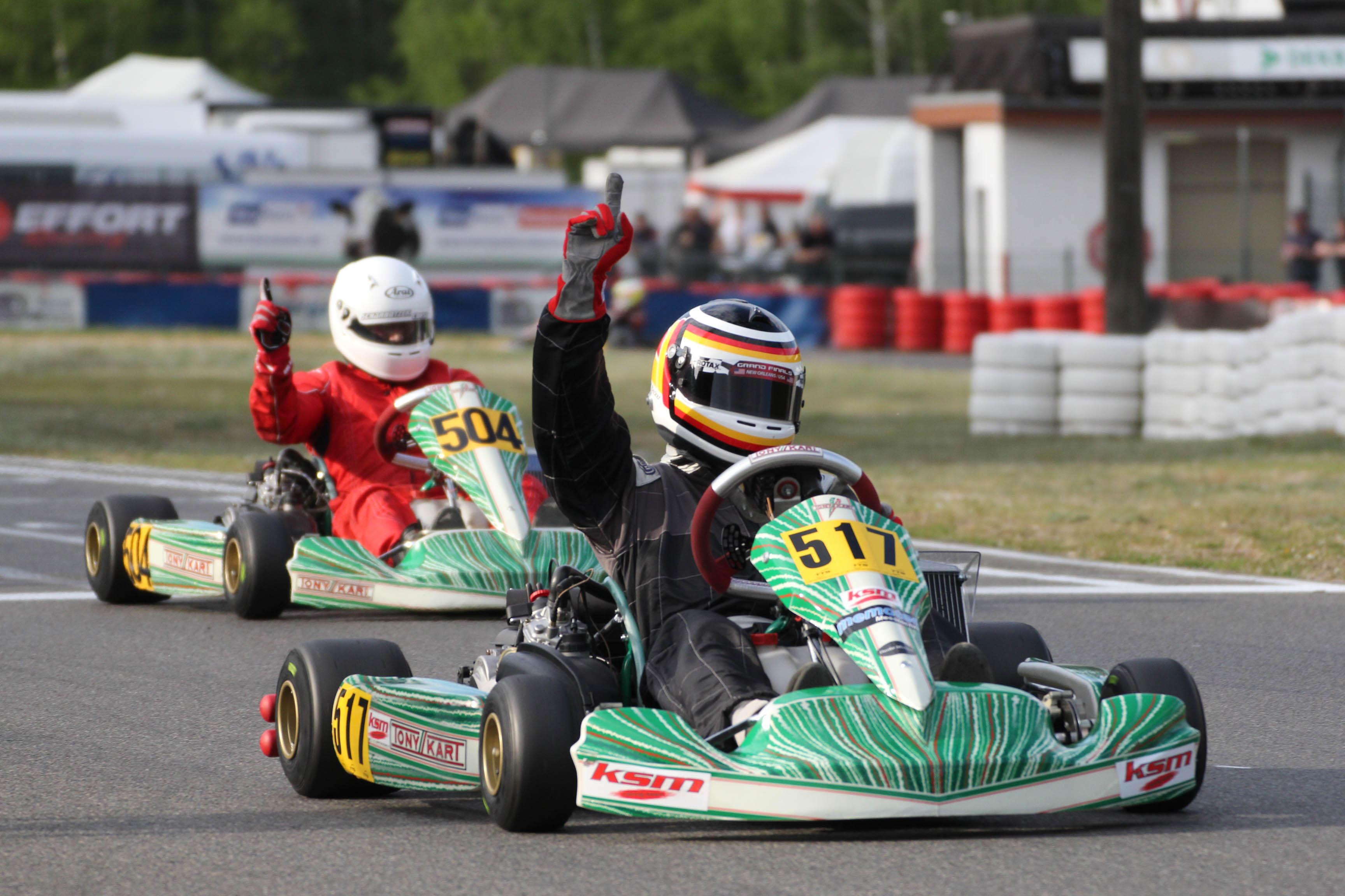 KSM Racing Team gewinnt RMC-Auftakt in Kerpen