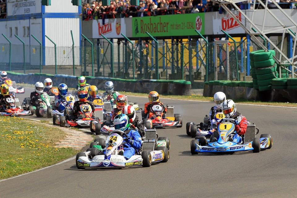 RMW Motorsport: X30 Junior-Doppelsieg in Hahn