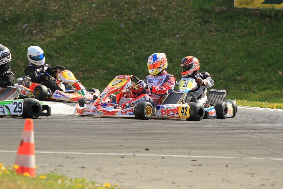 Solgat Motorsport mit fünf Fahrern in Hahn