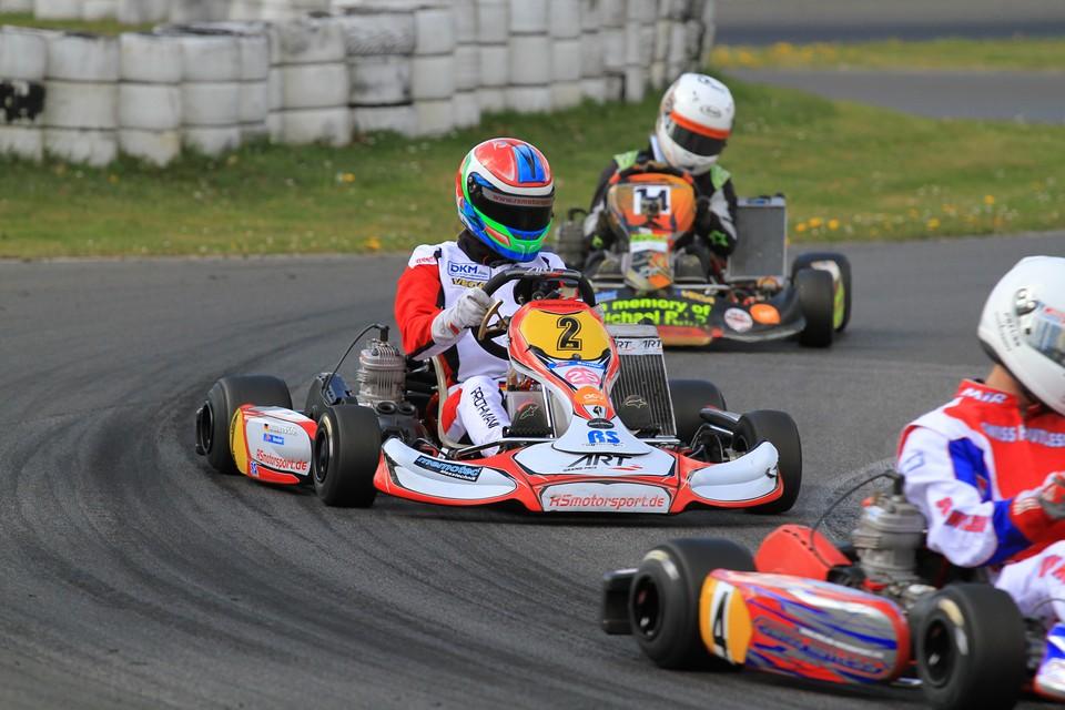 Erfolgreicher Doppelevent für RS Motorsport