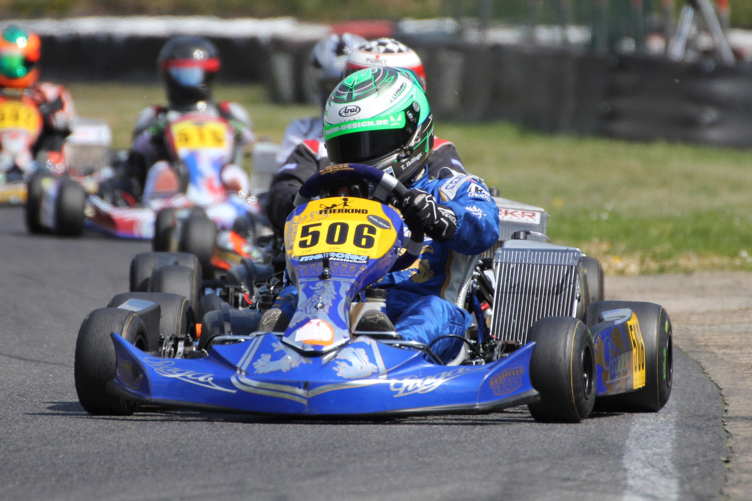 M-Tec Praga Racing startet mit Doppelsieg in die RMC-Saison