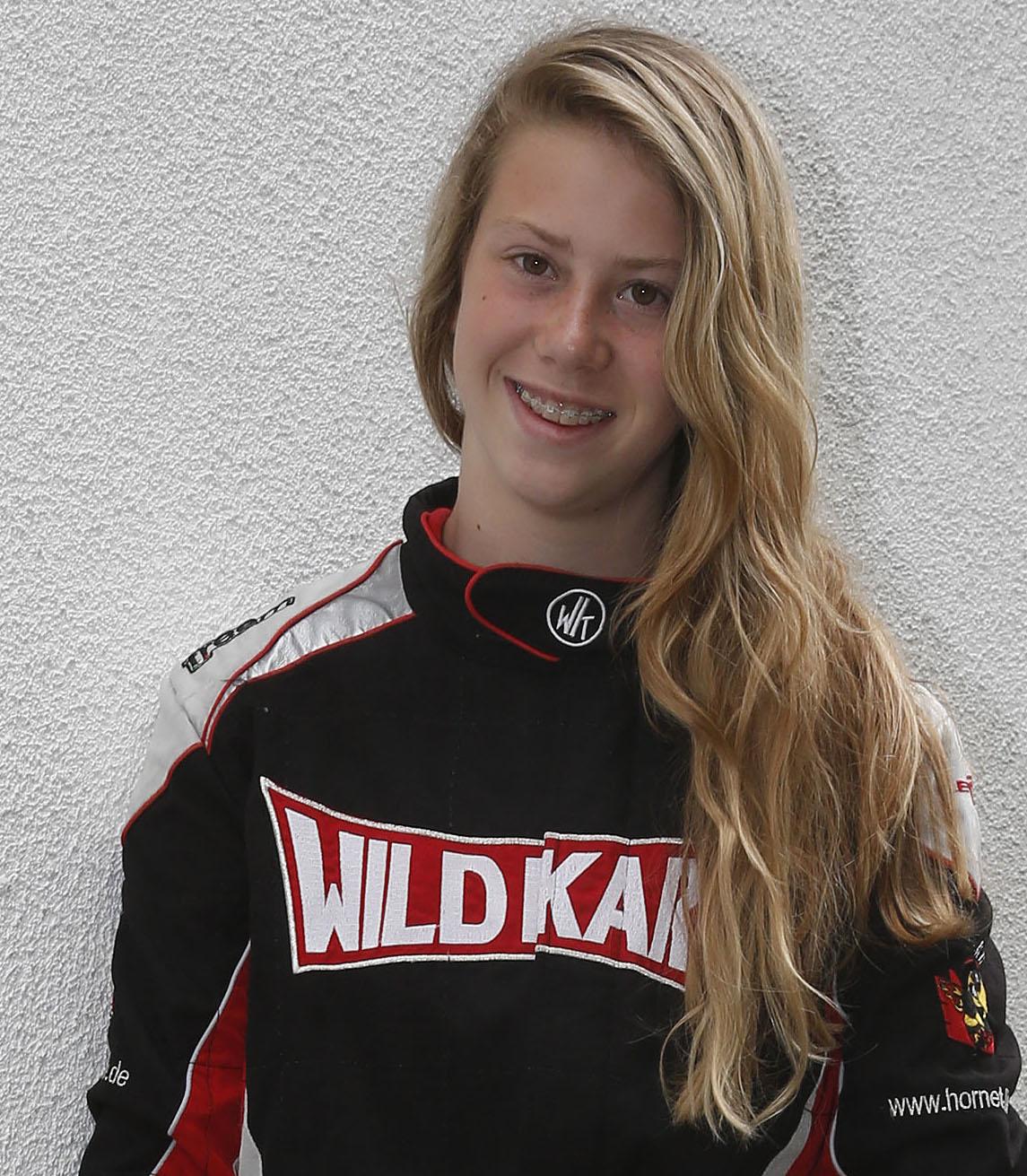 SAKC: Michelle Halder startet mit Pole Position in die neue Saison
