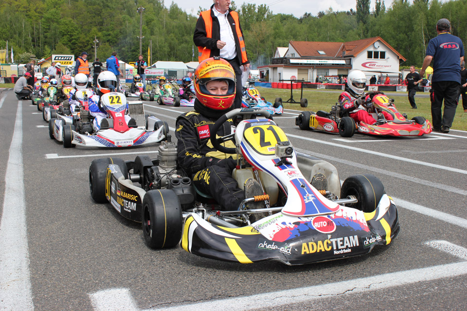 Lernphase für Marko Barisic bei den X30 Junioren