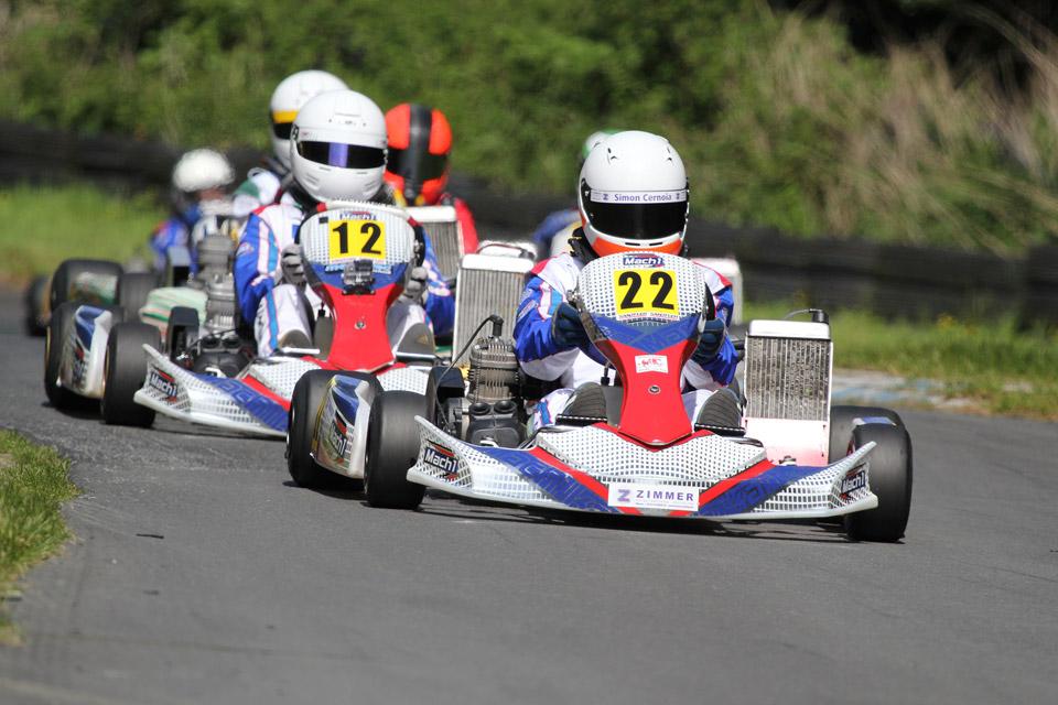 Neun Top-Ten Platzierungen für DS Kartsport in Hagen